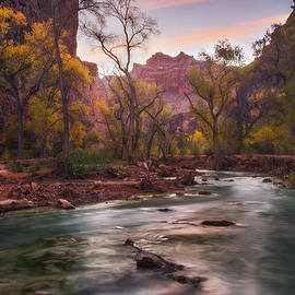 Peter Coskun - Supai Sunrise