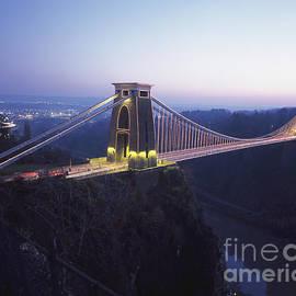 Supension Bridge by Paul Felix