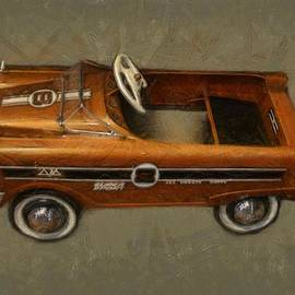 Super Sport Pedal Car by Michelle Calkins
