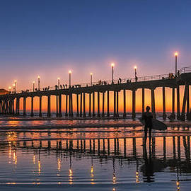 Hawaii  Fine Art Photography - Surf City USA