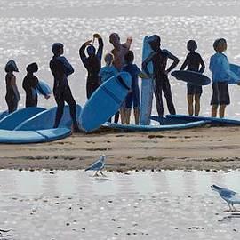 Arthur Glendinning - Surf School