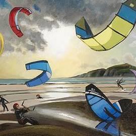 Arthur Glendinning - Surf the Light