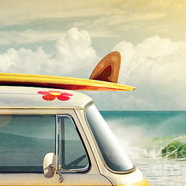 Surfing Way of Life by Carlos Caetano