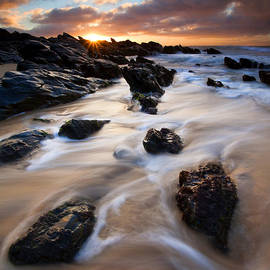 Surrounded by the Tides by Mike  Dawson