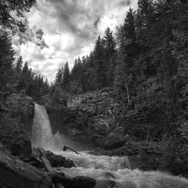 Sutherland Falls by Allan Van Gasbeck