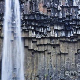 Robert Preston - Svartifoss Waterfall