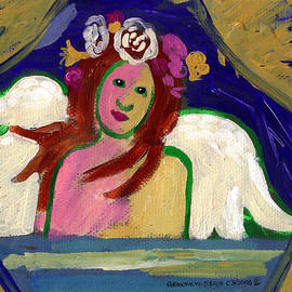 Genevieve Esson - Sweet Angel Abstract