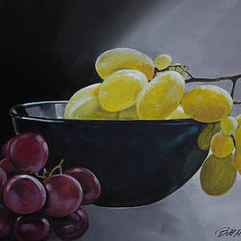 Sweet Grapes by Bill Dunkley