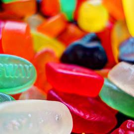Pete Edmunds - Sweets 01 - Wine Gums