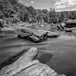 Sweetwater Creek II by Bernd Laeschke