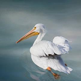 Swimming Away by Kim Hojnacki