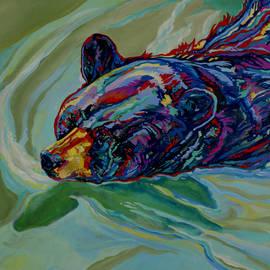 Derrick Higgins - Swimming Bear