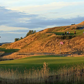 Chris Anderson - Swing - Chambers Bay Golf Course