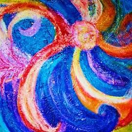 Anne-Elizabeth Whiteway - Swirls of Charismatic Colors