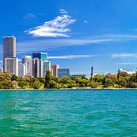 Az Jackson - Sydney Harbour Skyline 3