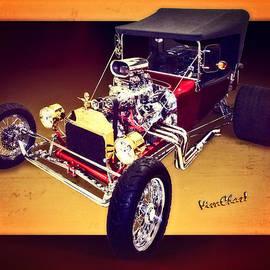 T Bucket Roadster by Chas Sinklier