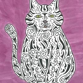 Susie WEBER - Tabby Cat