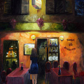 Marianne Gonzales - Table for One