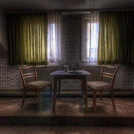 Table for two by Nathan Wright