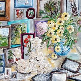 Table of an Art Enthusiast by Eloise Schneider Mote