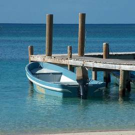 Tabyana Beach by Richard Booth