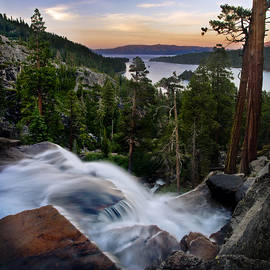 Dave Dilli - Tahoe Eagle Falls Sunrise 2