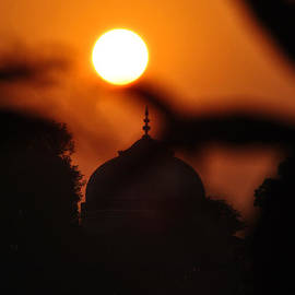 Taj mahal- Agra India
