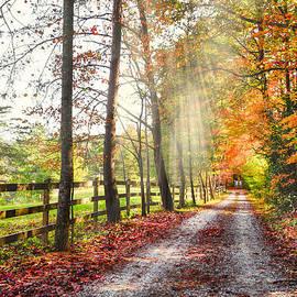 Take the Back Roads by Debra and Dave Vanderlaan
