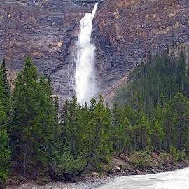 Deborah  Bowie - Takkakaw Falls