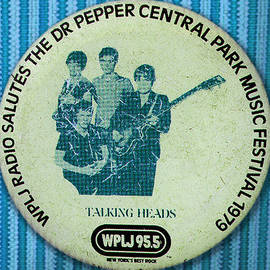 Talking Heads '79 by Del Gaizo