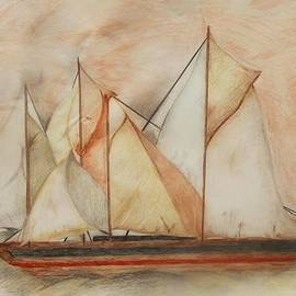 Deborah Gorga - Tall Sails
