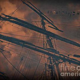 Tim Richards - Tall Ship Mast V2