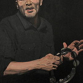 Patricio Lazen - Tambourine Man
