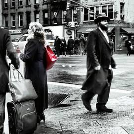 Miriam Danar - Tangents - A Walk in the City