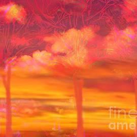 Diana Riukas - Tangerine Trees Marmalade Skies