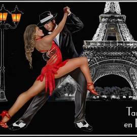 Tango en Paris by Glenn Holbrook