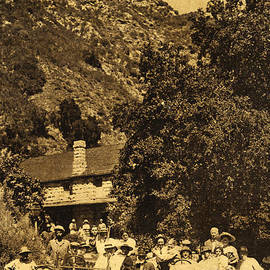 Tassajara Hot Springs Monterey County Calif. 1915 by California Views Archives Mr Pat Hathaway Archives