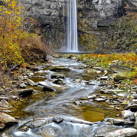 Taughannock Falls by Frozen in Time Fine Art Photography