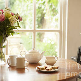 Tea for Two by Anne Gilbert
