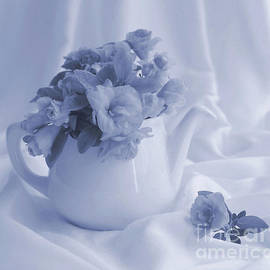 Luv Photography - Teapot And Flowers
