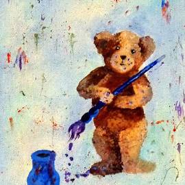 Janis  Tafoya - Teddy Bear the Artist