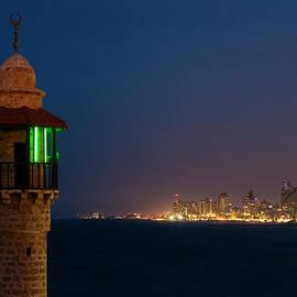 Tel Aviv by Alexey Stiop