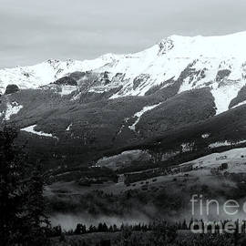 Telluride 1 In B And W by Marlene Burns
