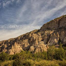 Tent Rocks National Monument 4 - Santa Fe New Mexico by Brian Harig