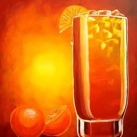 Tequila Sunrise by Darren Robinson