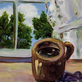 Cheryl E Adams - Terra Cotta Mug