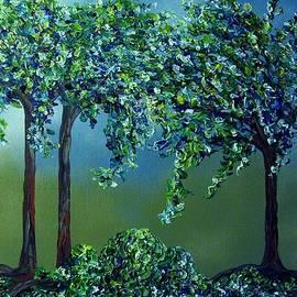 Eloise Schneider - Texture Trees