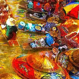 Mo T - Thai Market Day