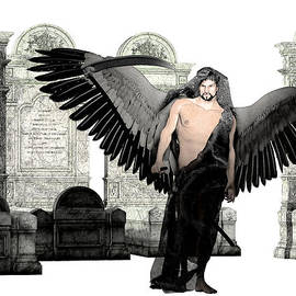 Quim Abella - Thanatos God of Death