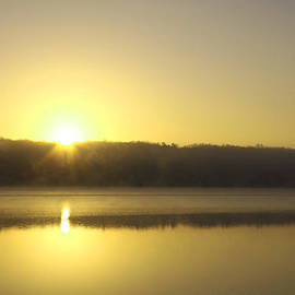 Thanksgiving Sunrise II by Gerald Mitchell